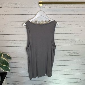 J. Crew Tops - J. Crew 1993 Favorite Tank in Slate TENCEL